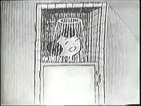 VINTAGE 1958 DIAL SOAP ANIMATED COMMERCIAL - HARRIED HOUSEWIFE