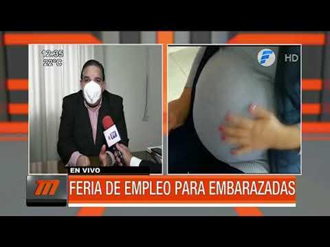 Harán primera feria de empleo para embarazadas