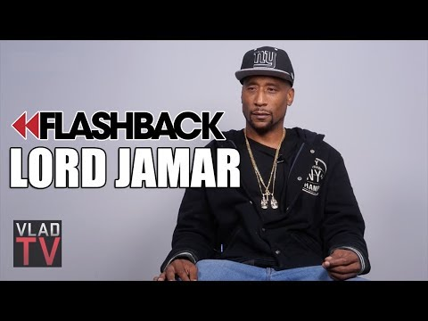 connectYoutube - Flashback: Lord Jamar: Trump is on Some Real Ghetto S**t