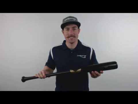 Sam Bat Miguel Cabrera Maple Wood Bat: RMC1 Black Adult