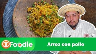 TM FOODIE | ARROZ CON POLLO