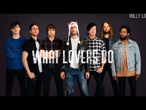 What Lovers Do - Maroon 5 & SZA (Lyrics)