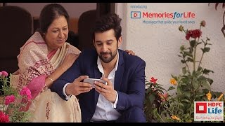 MemoriesForLife Leave behind more with HDFC Life