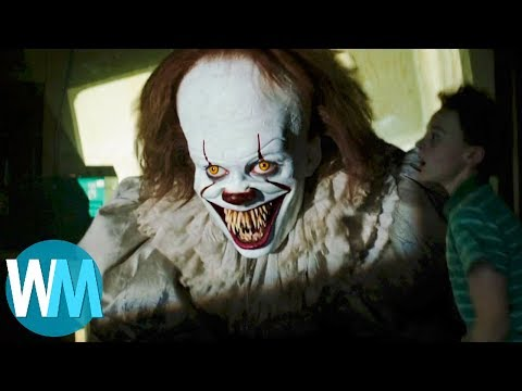 connectYoutube - Top 10 Scariest Scenes From IT (2017)