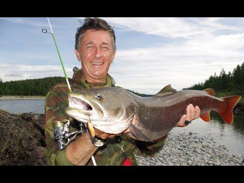 Ловля трофейной щуки на таёжном озере