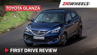 Toyota Glanza 2019 Mild-Hybrid   Road Test Review   ZigWheels.com