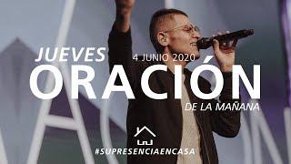 ???????? Oración de la mañana (de Bendición y Provisión)  - 4 Junio 2020 - @Andrés Corson | Su Presencia