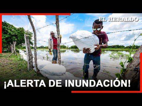 Noticias | Sur del Atlántico toma medidas por alerta de inundación