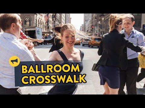 Ballroom Crosswalk