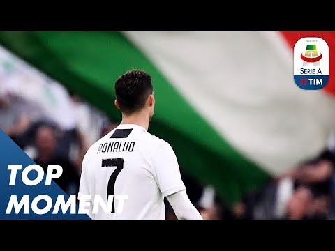 شاهد فرحة لاعبي جوفنتوس بالتتويج بالبطولة الايطالية