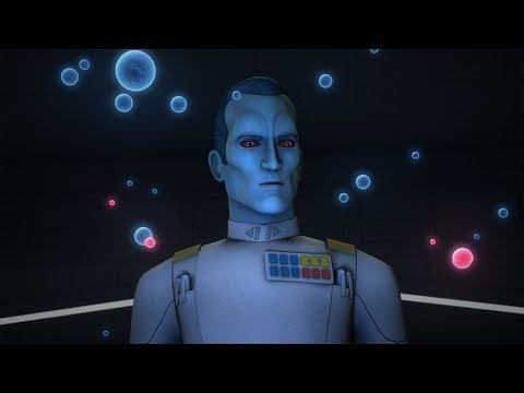 Behind The Scenes: Thrawn | Star Wars Rebels