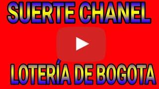 Resultados lotería de Bogota 6 de Febrero de 2020