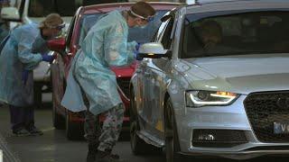 En Australie, une partie de Melbourne confinée pour éviter une recrudescence du coronavirus   AFP