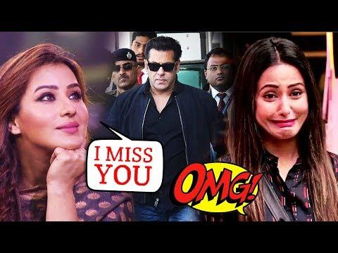 Shilpa Shinde Is MISSING Salman Khan? , Hina Khan In Depression After Bigg Boss 11?