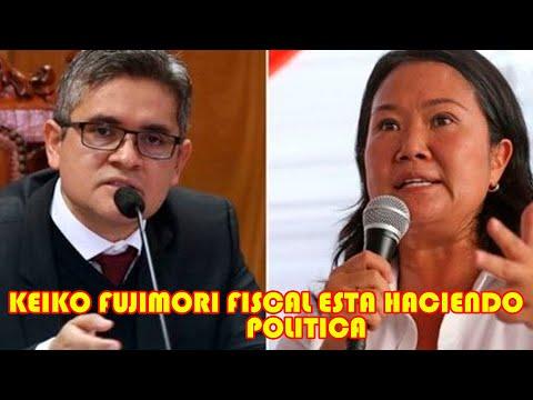 KEIKO FUJIMORI VOLV3RIA A PRISIÓN PREVENTIVA POR NO CUMPLIR CON LAS MEDIAS IMPUESTAS..