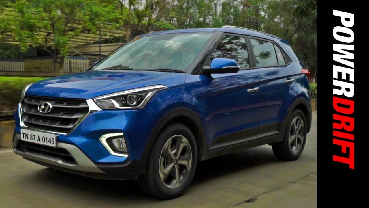 Hyundai Creta Facelift : The hum fit toh India fit car : PowerDrift