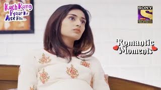 Being A Good And Sincere Hubby | Kuch Rang Pyar Ke Aise Bhi | Romantic Moments - SETINDIA