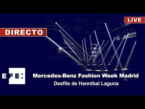 Mercedes Benz Fashion Week Madrid - Desfile de Hannibal Laguna