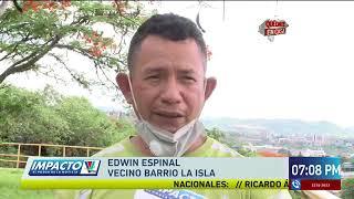 Vecinos de La Isla piden no quedar en el olvido