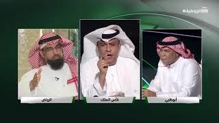 دباس الدوسري يرد على رياض الذوادي : لماذا رشحت النصر للفوز