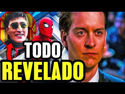 Tobey Maguire confirma que pasó en su mundo, spider verse audio, Venom 2, Octopus