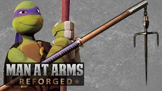 TMNT Super Weapon - MAN AT ARMS: REFORGED