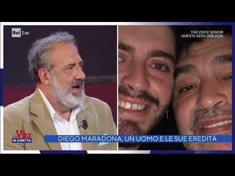 Francesca Fagnani e Marcello Masi - La Vita in Diretta 27/11/2020