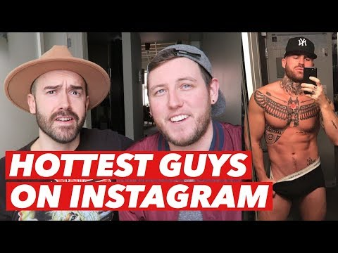 HOTTEST GUYS ON INSTAGRAM