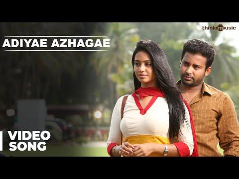 Adiyae Azhagae Video Song With Lyrics, Oru Naal Koothu Movie Song