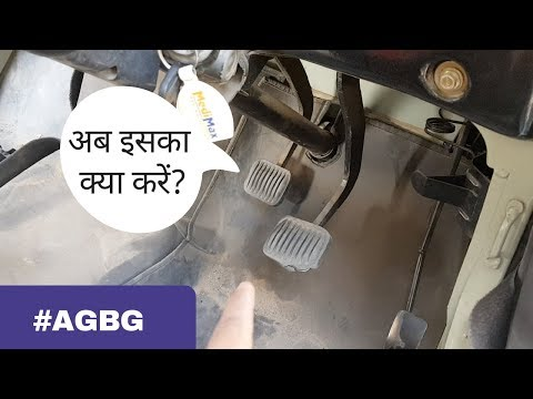 connectYoutube - Clutch Fail | Driving 4 wheeler without Clutch | #AGBG