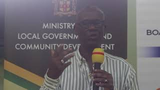 Local Goverment Minister Committed To Helping The Elderly | Major Story | CVMTV