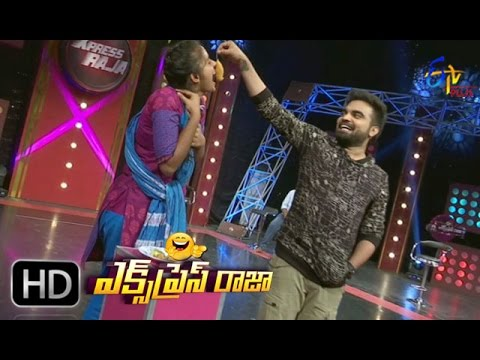 Express Raja | 23rd February 2017 | Full Episode 114 | ETV Plus | cinevedika.com