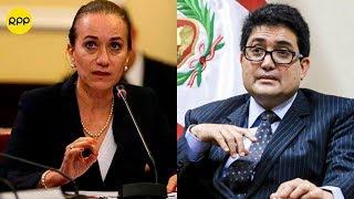 Jorge Ramírez asegura que ministra Revilla coordinó reunión con Odebrecht