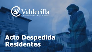 Despedida Residentes Valdecilla 2020
