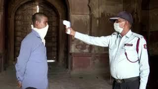 06 Jul, 2020 - India pushes back Taj Mahal reopening - ANIINDIAFILE