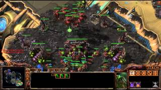 HotS - PsY vs HYPERDRONE (REMATCH) - ZvZ