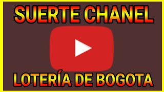 Resultados lotería de Bogota 20 de Febrero de 2020