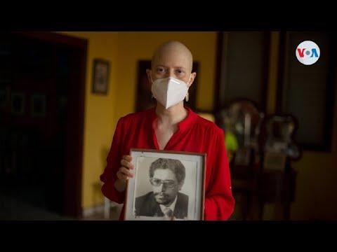 Salud de hija de Víctor Hugo Tinoco se deteriora tras encarcelamiento de su padre
