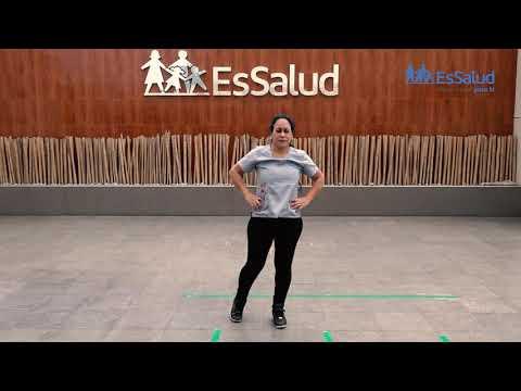 Rehabilitación Online EsSalud: Actividad física en casa para personas con discapacidad.