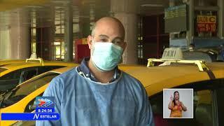 Cuba Taxi asume servicios de transportación ante la Pandemia