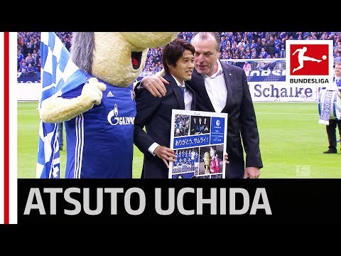 Uchida's Emotional Goodbye at Schalke