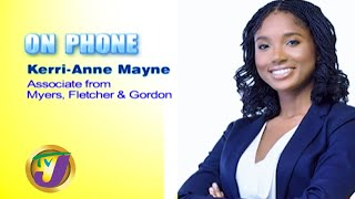 TVJ Smile Jamaica: Kerri-Anne Mayne - April 6 2020