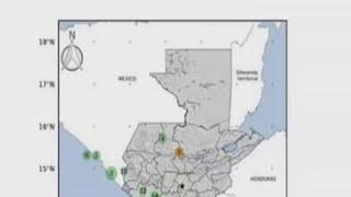 Sismo de magnitud 4 fue sensible en el país