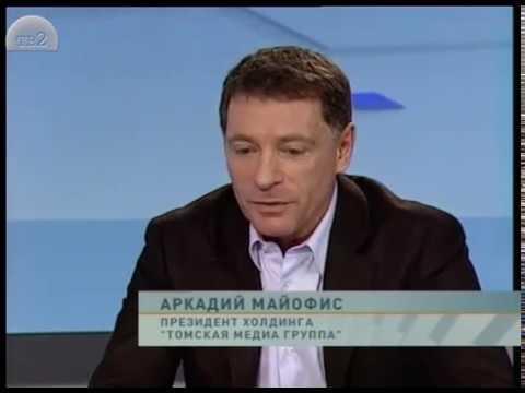 11 Аркадий Майофис в программе Час Пик об отключении ТВ2 от эфира 5 12 2014