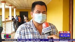 Gobierno entregará unas 90 mil mascarillas en Intibucá