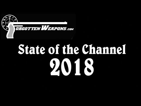 connectYoutube - Forgotten Weapons: State of the Channel 2018