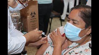 Segunda dosis de covishield se estará aplicando este martes en Managua y Masaya