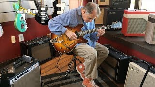 Eastman T64V GB Thinline Electric Guitar #11850320 Quick 'n' Dirty