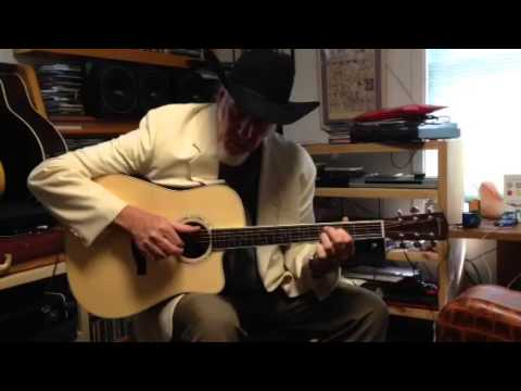 Ray Benson plays the Eastman AC420ce acoustic cutaway