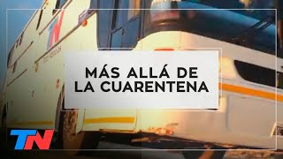 La cuarentena estricta en el GBA profundo: en el Barrio La Perla no hay agua ni hay luz